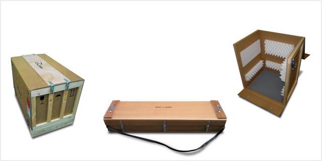 Emballage bois et carton